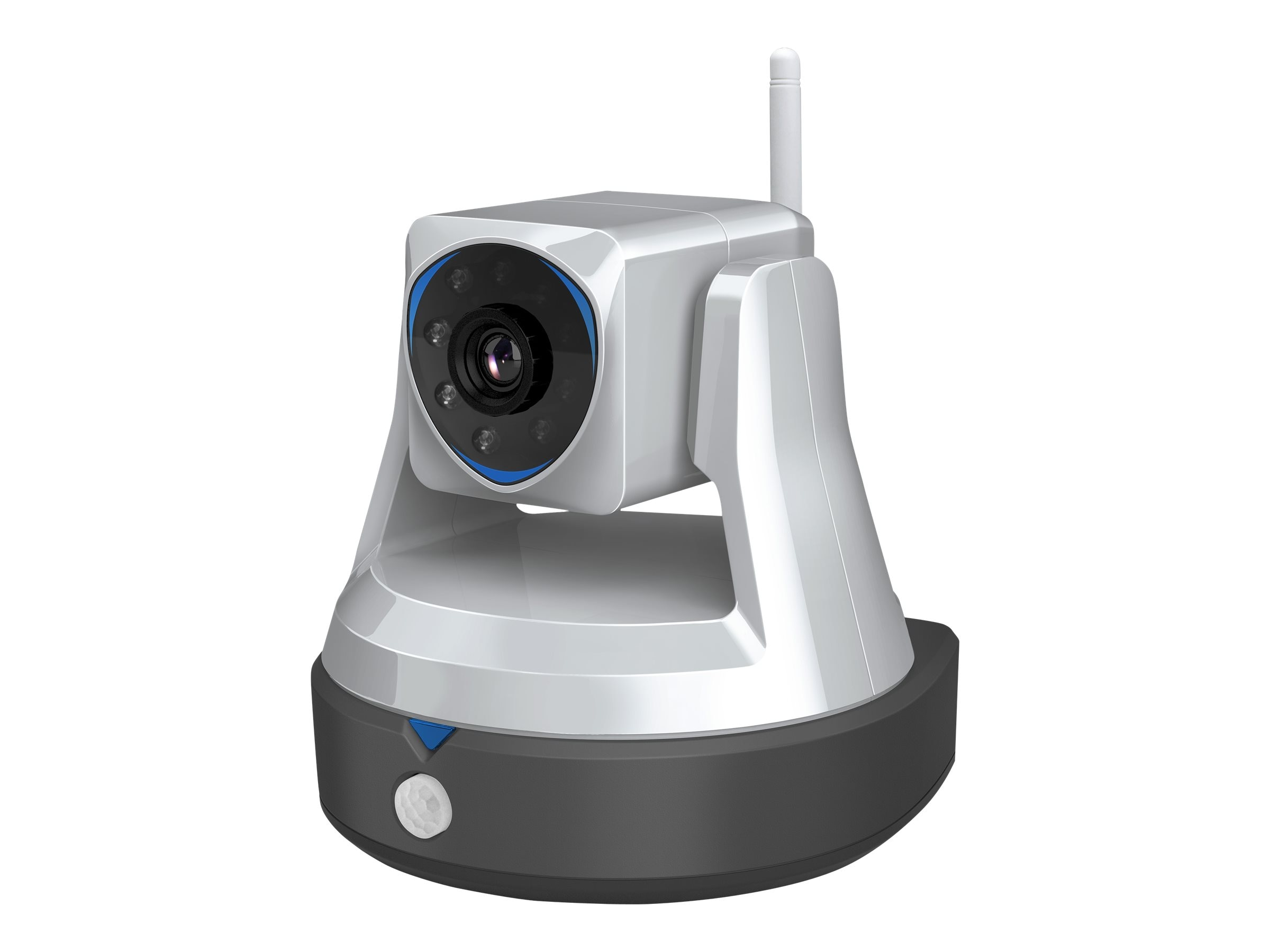 Swann HD Pan and Tilt Wi-Fi Security Camera with Smart Alerts