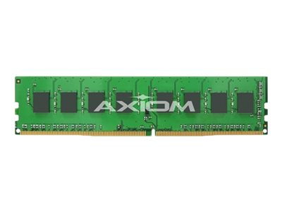 Axiom 8GB PC4-17000 288-pin DDR4 SDRAM UDIMM for ProLiant DL20 Gen9, 805669-B21-AX