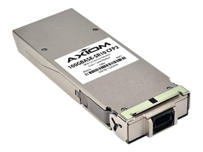 Axiom 100GBASE-SR10 CFP2 Transceiver for Juniper, CFP2100GSR10-AX, 30906831, Network Transceivers