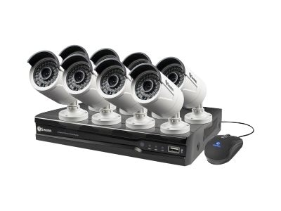 Swann 8-Channel NVR with 8x 3MP Cameras, 2TB HDD, SWNVK-873008-US, 30948855, Video Capture Hardware