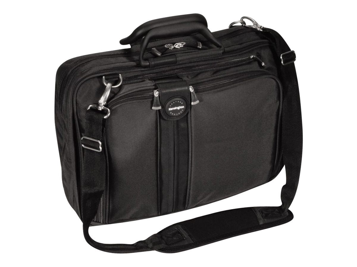 Kensington Contour 15 Notebook Carrying Case, 62220, 434960, Carrying Cases - Notebook