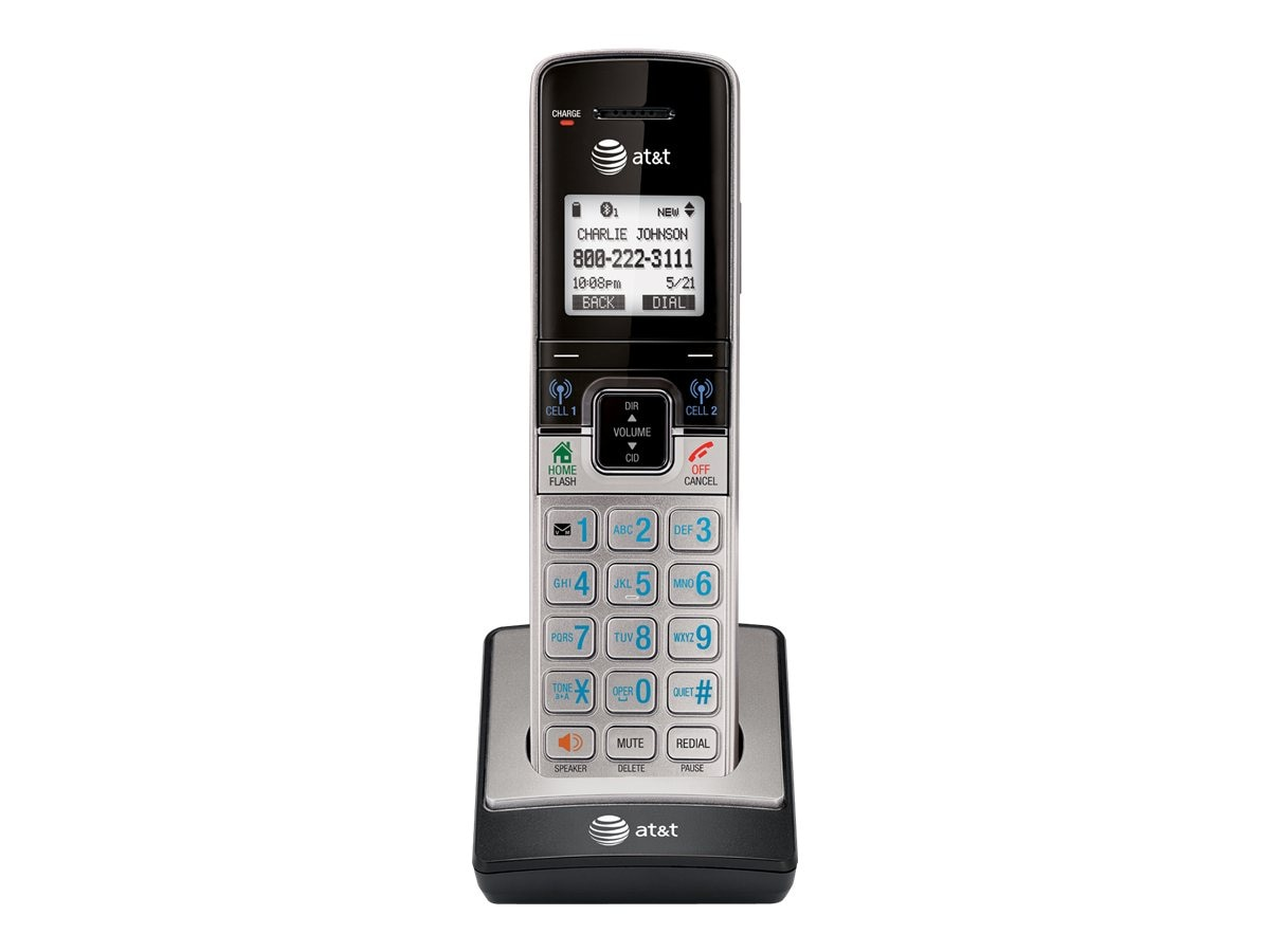 AT&T Accessory handset with caller ID call waiting