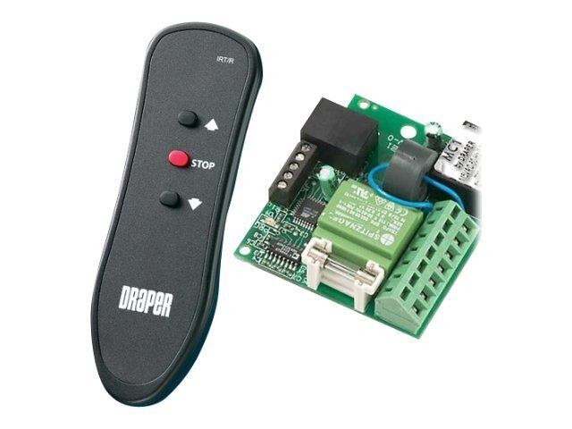 Draper MC1 Control Board & Infrared Control, 121090, 10170775, Projector Accessories