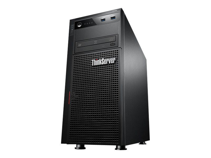 Lenovo ThinkServer TS440 Intel 3.5GHz Xeon, 70AM0001US, 16280588, Servers