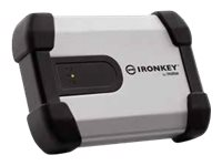 IronKey 320GB Defender H100 2.5 External Hard Drive, MXCB1B320G4001FIPS, 13908149, Hard Drives - External