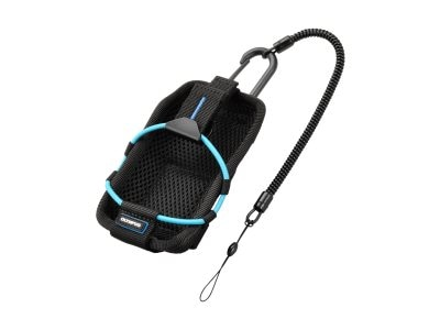 Olympus CSCH-123 Tough Sport Holder, Light Blue, V600085LW000, 18478061, Carrying Cases - Camera/Camcorder