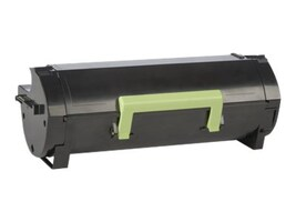 Lexmark 601H Black High Yield Return Program Toner Cartridge, 60F1H00, 14909063, Toner and Imaging Components