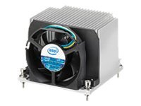 Intel STS100A Active Heatsink with Fan, for LGA1366 Socket, BXSTS100A, 9448012, Cooling Systems/Fans