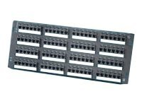 Ortronics Clarity6 96-port Patch Panel