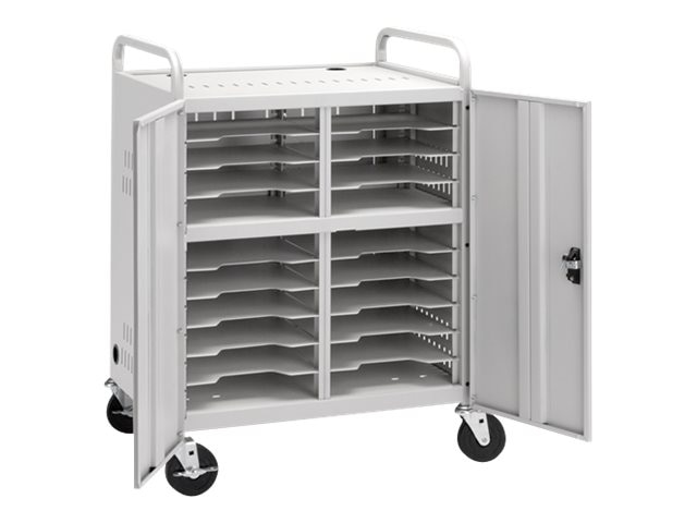Da-Lite CT-LS20 Laptop Storage Cart