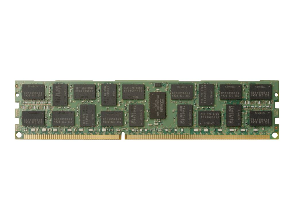 HP 8GB PC4-17000 DDR4 SDRAM DIMM for Select Models, J9P82AT, 17951347, Memory