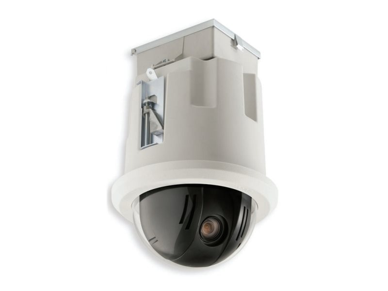 Bosch Security Systems 600-Series 28x PTZ Day Night NTSC Standard In-Ceiling Mount Camera, Analog, Tinted