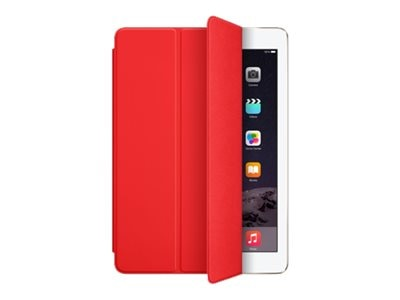 Apple iPad Air Smart Cover, Red, MGTP2ZM/A, 17959470, Carrying Cases - Tablets & eReaders