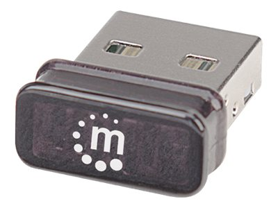 Manhattan Nano 150N Wireless USB Adapter Low Profile, 525503, 16203515, Network Adapters & NICs