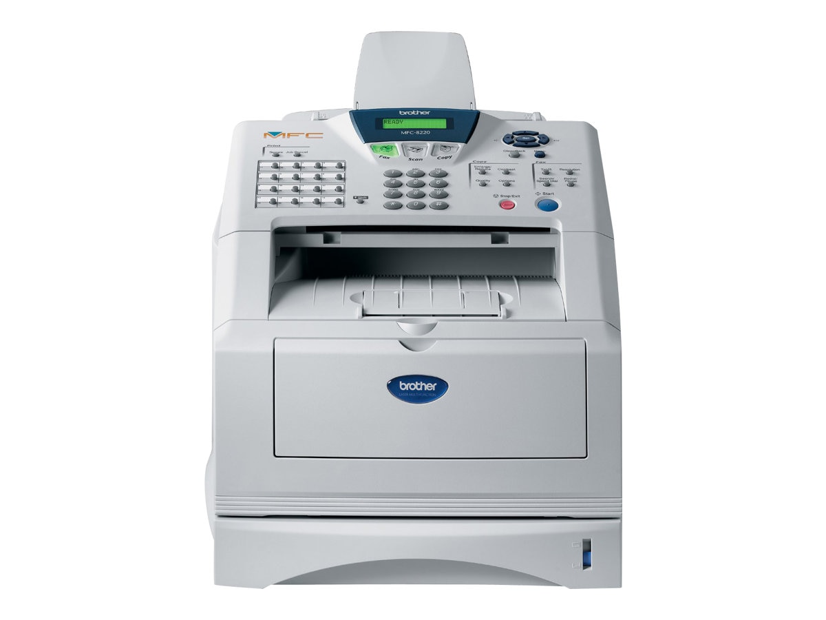 Brother MFC-8220 Laser Multifunction Center, MFC-8220, 4893264, MultiFunction - Laser (monochrome)