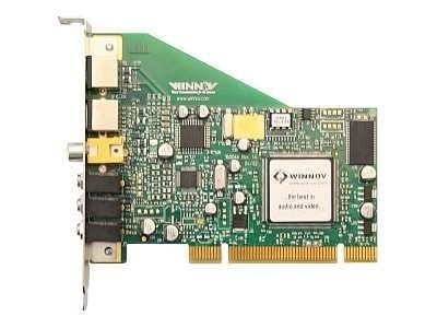 Winnov Videum 1000 Plus Capture Card, PCB-1000AV-W, 7966668, Video Capture Hardware