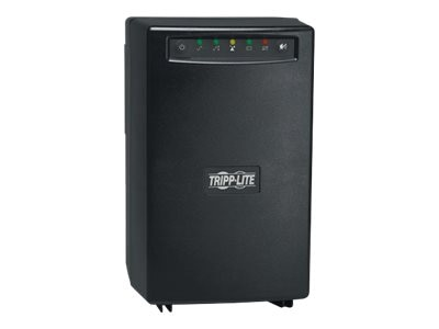Tripp Lite TAA Compliant SmartPro 1500VA UPS Smart Pro Tower Extended Run Line-Interactive (6) Outlets, SMART1500XLTAA, 10757592, Battery Backup/UPS