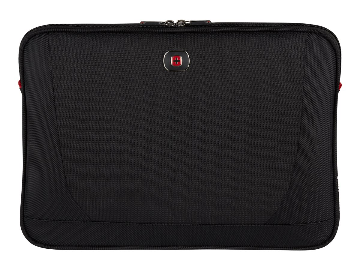 Wenger SwissGear Beta 16 Laptop Sleeve 16 Laptop, Black, 28062010
