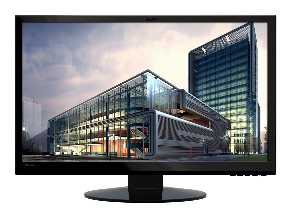 Planar 27 PXL2780MW Quad HD LED-LCD Monitor, Black, 997-7912-00, 18181866, Monitors - LED-LCD