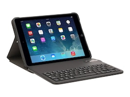 Griffin TurnFolio with Keyboard for iPad Air, Black, GB39723, 17247819, Keyboards & Keypads