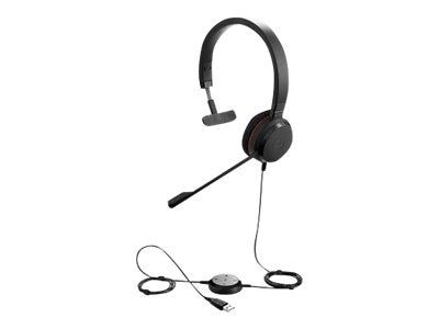 Jabra Evolve 20 MS Mono Headset