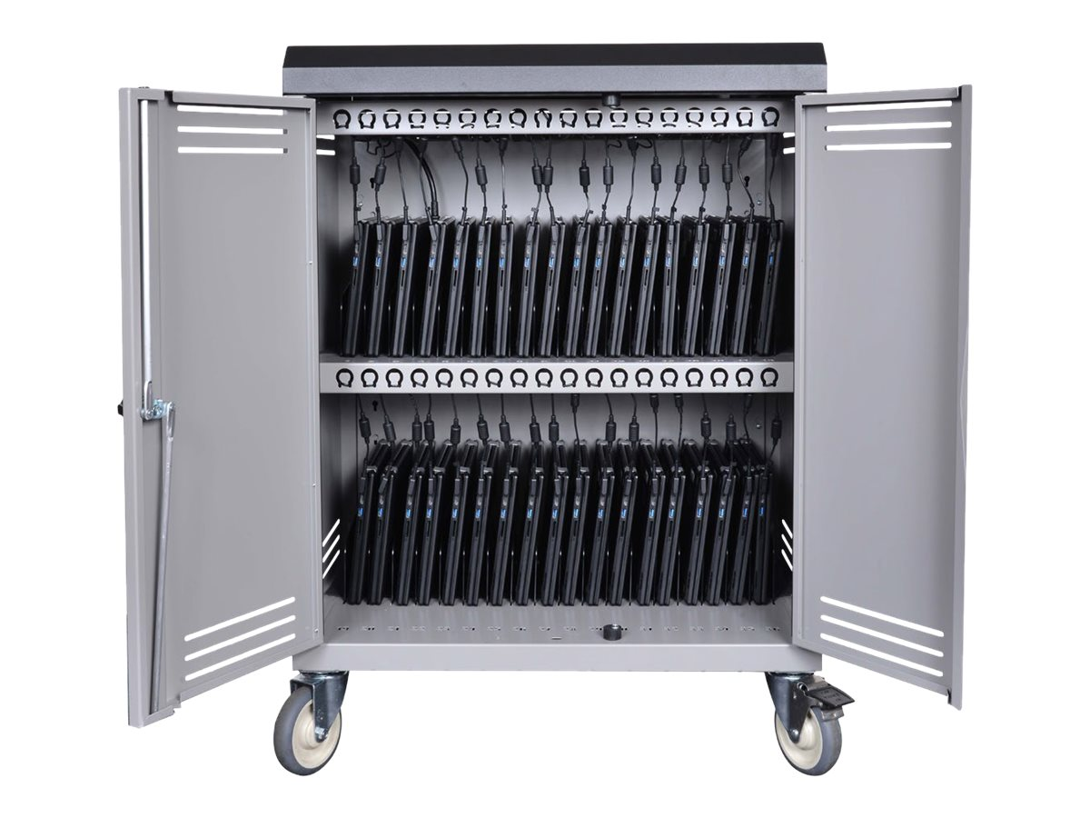 Spectrum Industries Connect36 Mobile Device Cart with PowerProdigy