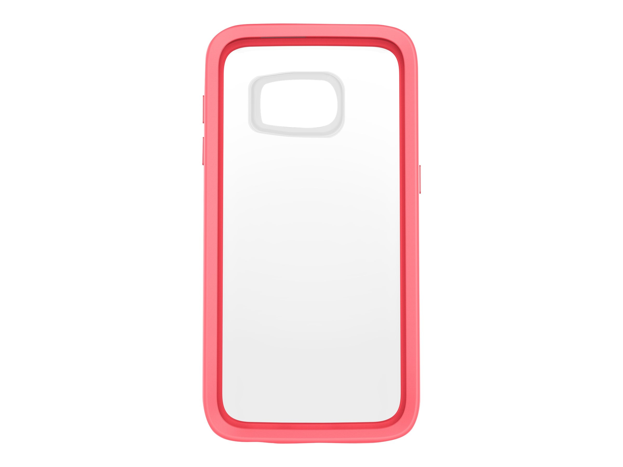 OtterBox Clear Symmetry for Samsung Galaxy S7, Pink Crystal