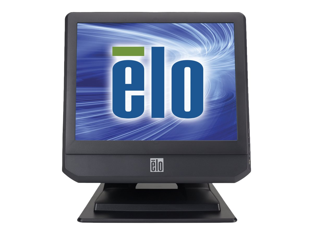 ELO Touch Solutions 15B3 15 IntelliTouch Display, Win 7 Pro, Fan-cooled 3.0GHz Processor, 2GB RAM