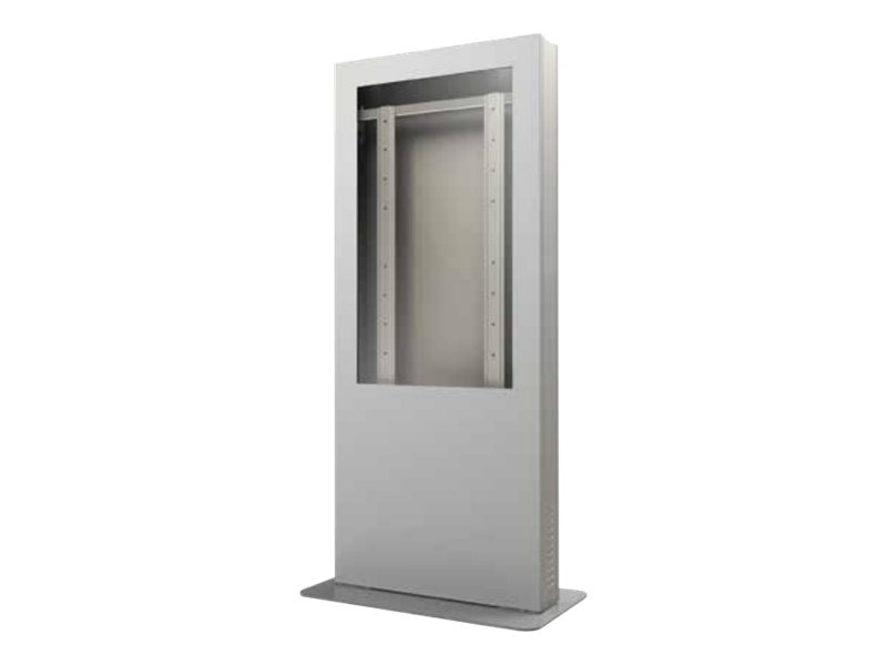 Peerless Portrait Kiosk Enclosure for 46 Displays, KIP546, 16772478, Stands & Mounts - AV