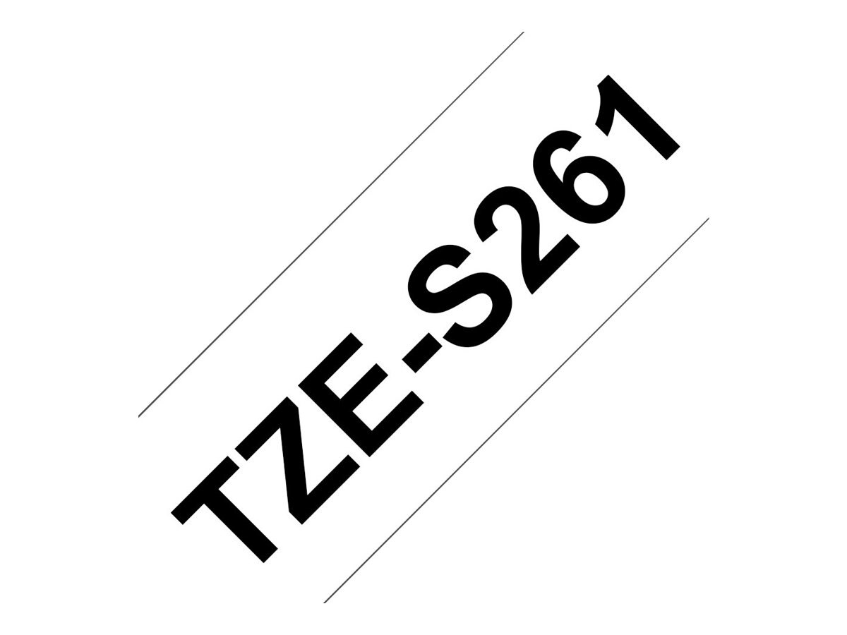 Brother TZE-S261 Image 2