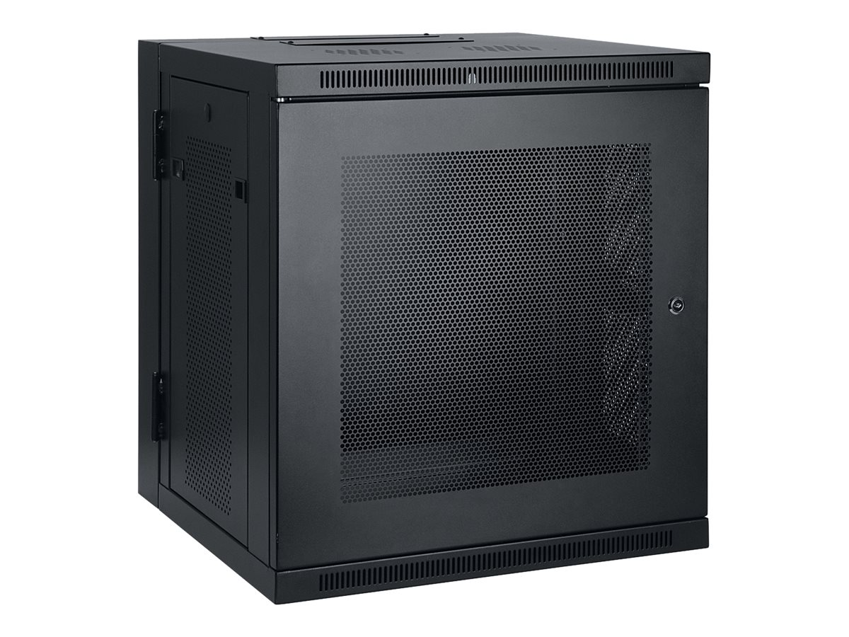 Tripp Lite SmartRack 10U Wall Mount Rack Enclosure Cabinet, SRW10US, 11817243, Racks & Cabinets