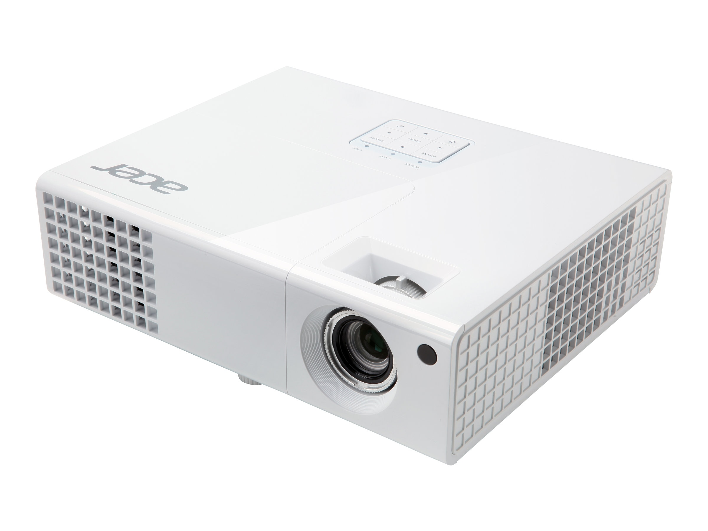 Acer H6510BD Full HD DLP Projector, 3000 Lumens, White, MR.JFZ11.00A, 15516018, Projectors