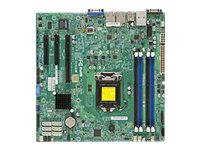 Supermicro Motherboard, Haswell UP X10SLH-F