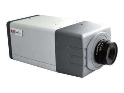 Acti D22FA 5MP Day Night Box Camera with Fixed Lens