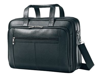 Stephen Gould TSA Leather Business Case Fits +15.6, 43122-1041, 14904490, Carrying Cases - Notebook