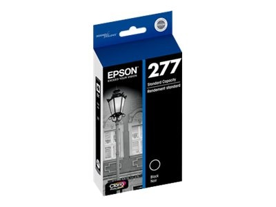 Epson Black 277 Ink Cartridge, T277120, 15098565, Ink Cartridges & Ink Refill Kits