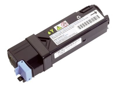 Dell Yellow Toner Cartridge for 2130CN & 2135CN Printers
