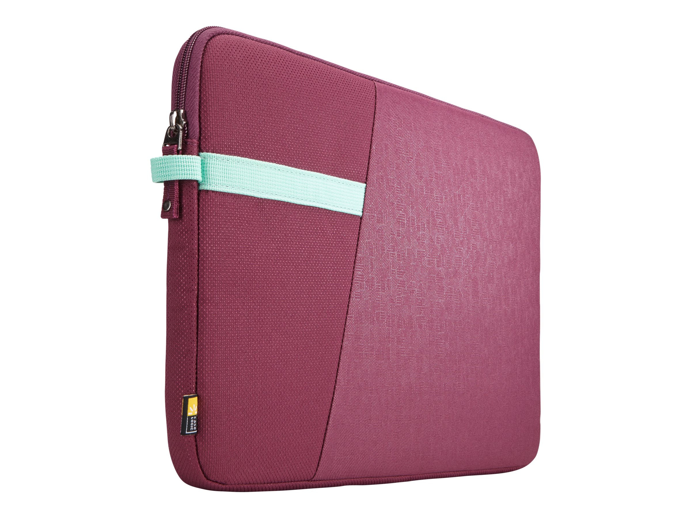 Case Logic Ibira 11 Laptop Sleeve, Acai, IBRS111ACAI