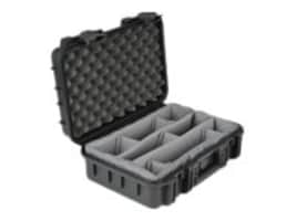 Samsonite Military Standard Injection Molded Case, 16 x 10 x 5 1 2, Dividers, 3I-1610-5B-D, 5678478, Carrying Cases - Other