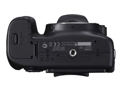 Canon EOS 70D DSLR Camera (Body Only), 8469B002