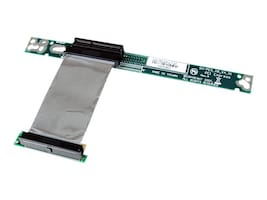 StarTech.com PCI Express x4 Left Slot Riser Adapter Card with 7cm Flexible Cable, PEX4RISERF, 12375627, Motherboard Expansion