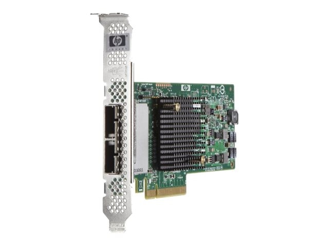 HPE H221 PCIe 3.0 SAS Host Bus Adapter