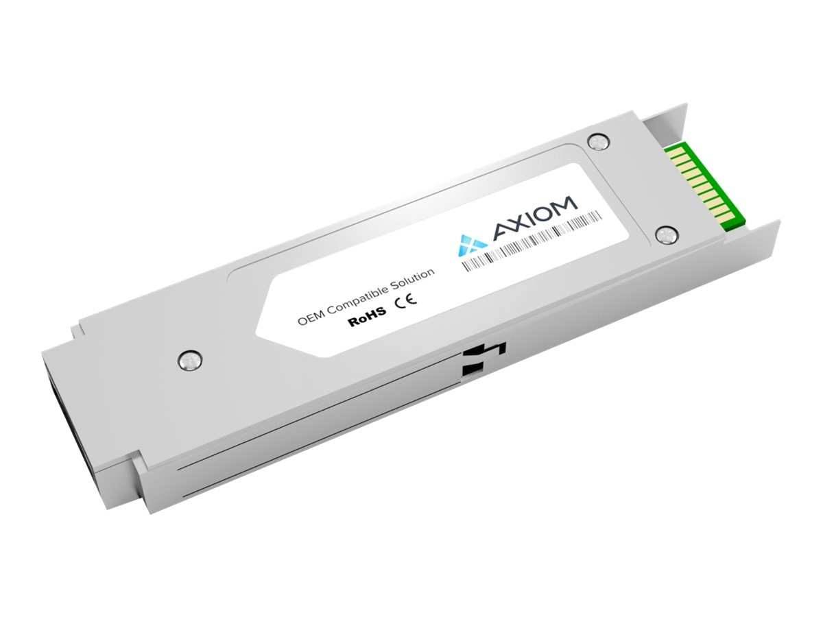 Axiom 10GBASE-CX4 XFP Transceiver for Enterasys, 10GBASECX4XF-AX