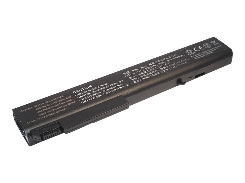 Ereplacements Battery for HP Laptops, KU533AA-ER