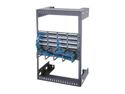 Middle Atlantic Wall Mount Relay Rack  18in deep 15 space, WM-15-18, 57179, Racks & Cabinets