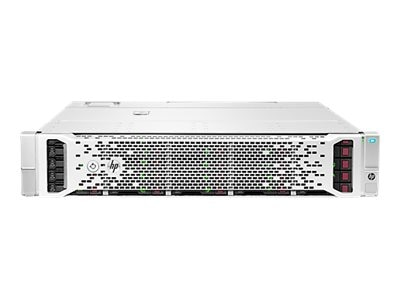 HPE D3700 Disk Storage System w  (25) 1.8TB SAS 12Gb s 10K RPM SFF 2.5 Enteprise Smart Carrier Drives
