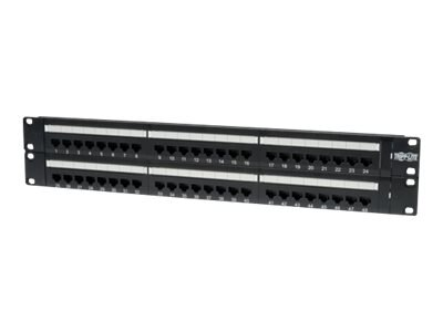 Tripp Lite CAT6 Patch Panel 568B - 48 Ports