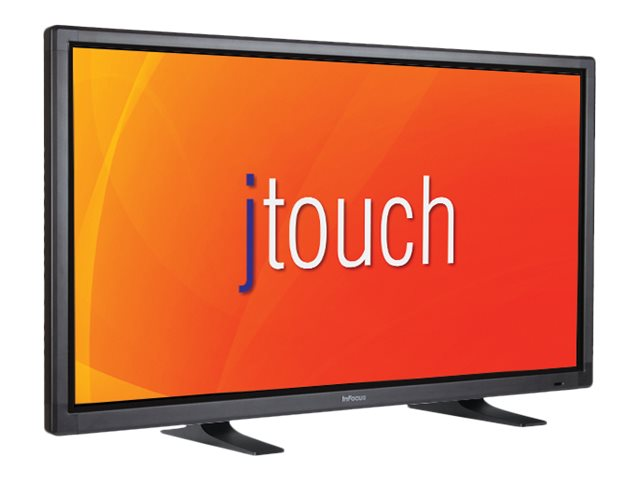 InFocus 57 JTouch Full HD LED-LCD Touchscreen Display, Black, INF5701P