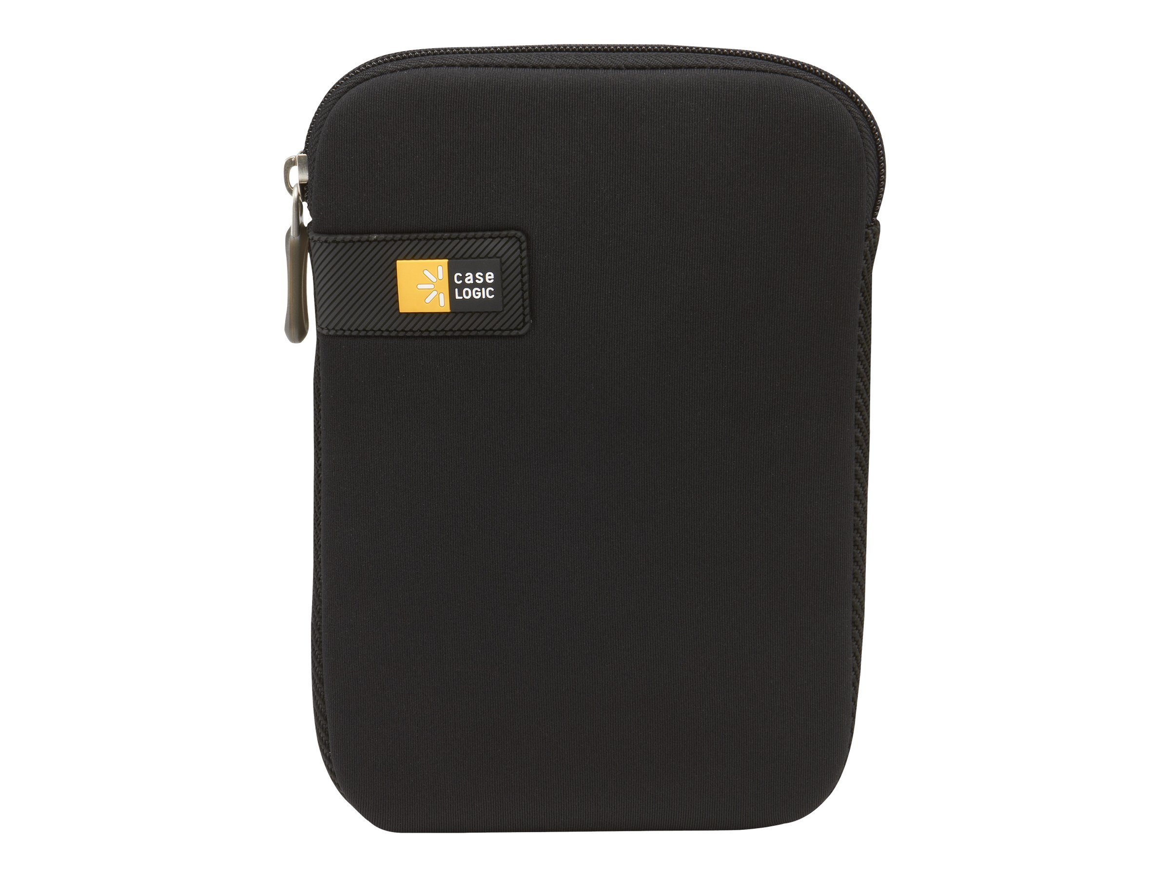 Case Logic 7 Tablet Sleeve, Black, LAPST-107BLACK, 12623176, Protective & Dust Covers