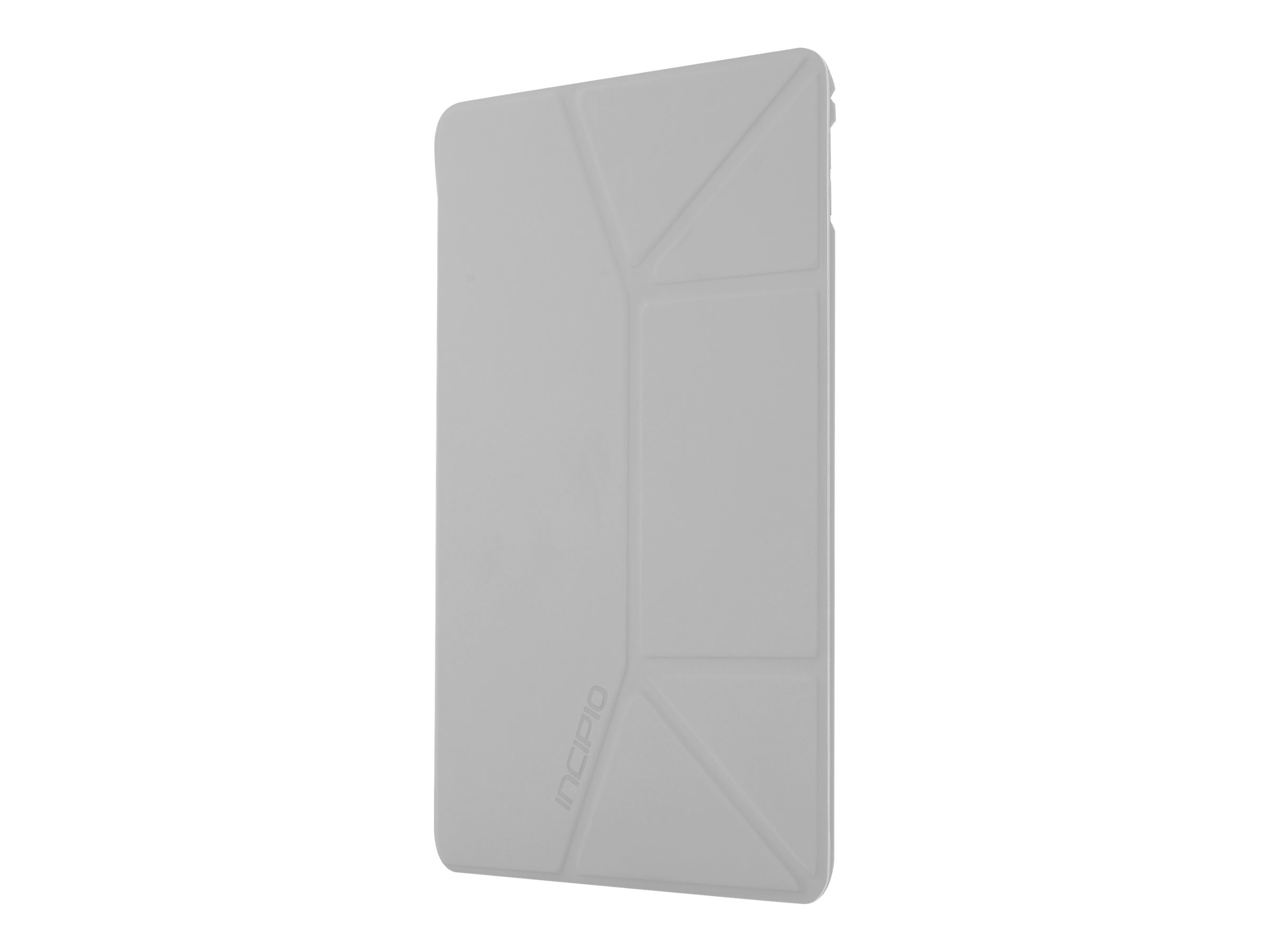 Incipio LGND Premium Hard Shell Folio for iPad Air 2, Gray
